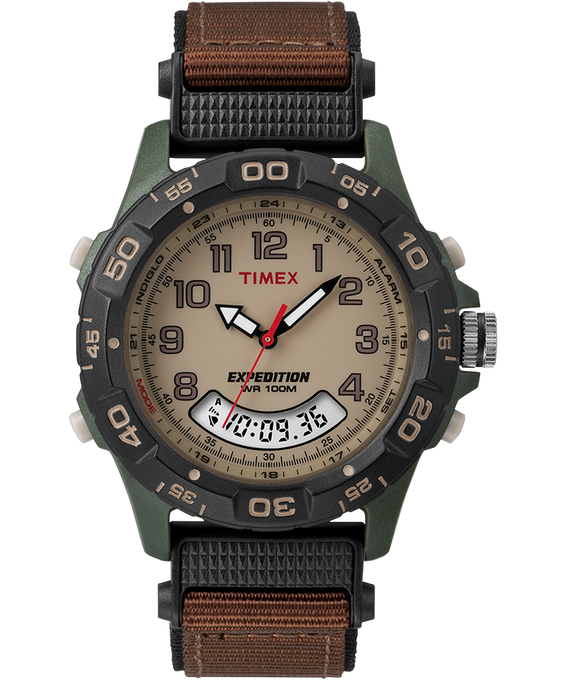 Expedition 39mm Nylon Strap Watch