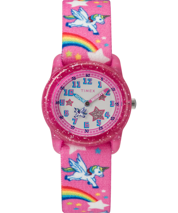 Kids Analog Strap Watch with Pattern
