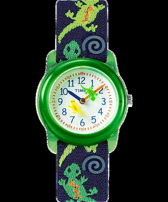 Orologio analogico per bambini con cinturino in tessuto elastico 29 mm