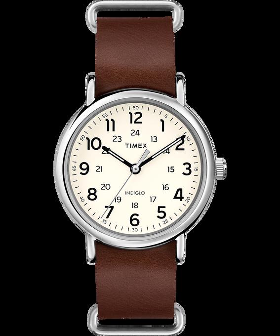 Weekender 40mm Leather Watch