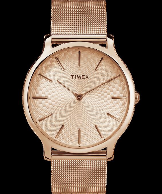Metropolitan 40mm Mesh Bracelet Watch Rose-Gold-Tone large