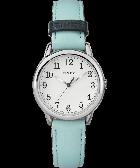 Orologio con cinturino in pelle Easy Reader Color Pop 30 mm