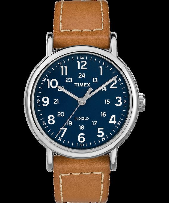Weekender 2 Piece 40mm Leather Watch
