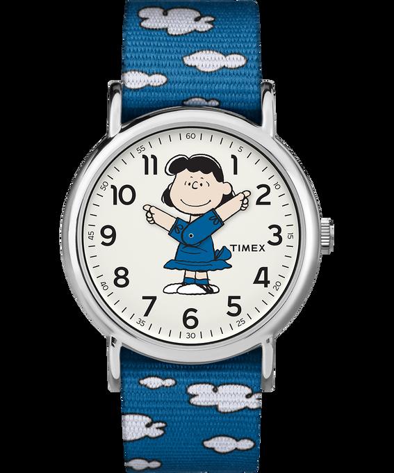 Lucy 38mm Nylon Strap Watch