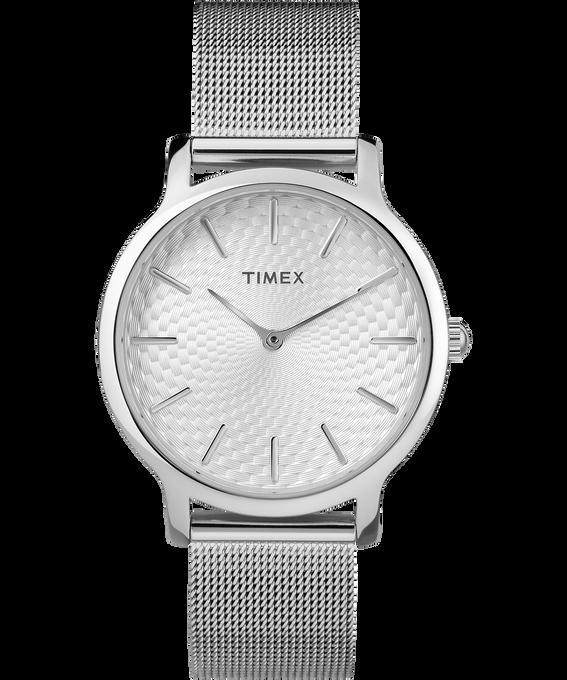 Metropolitan 34mm Stainless Steel Watch