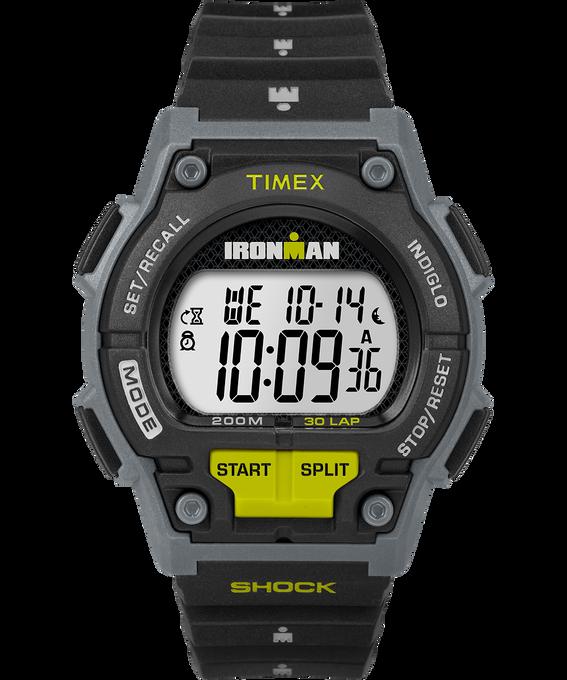 IRONMAN Shock 30 Lap 42mm Resin Strap Watch