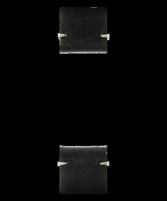 Cinturino in pelle nera  large