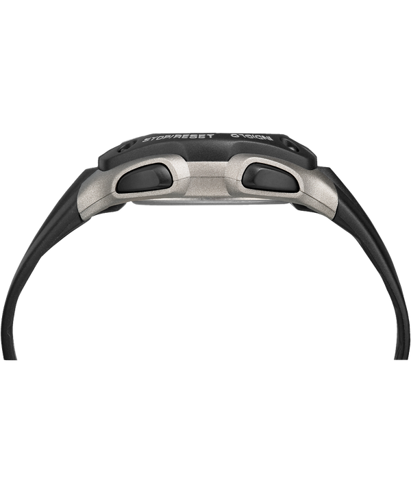 IRONMAN Classic 30 Full-Size con cinturino in resina Gray/Black large