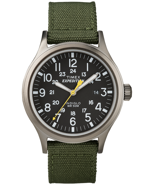 Expedition Scout 40 mm con cinturino in nylon  Gray/Green/Black large