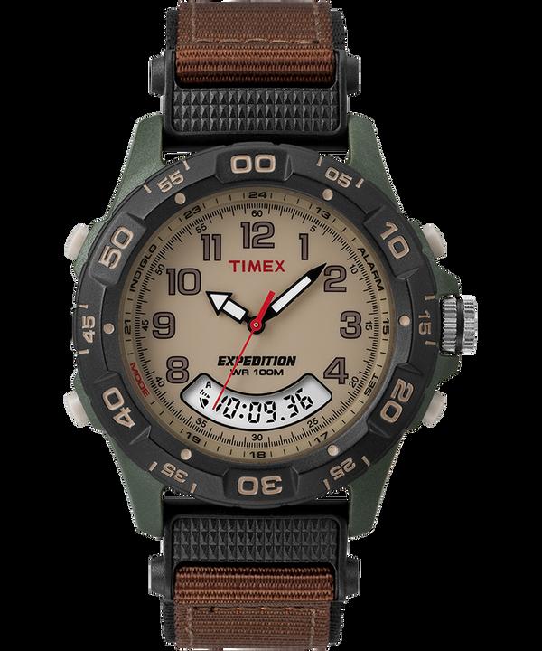 Expedition 39 mm con cinturino in nylon  Green/Brown/Tan/Black large