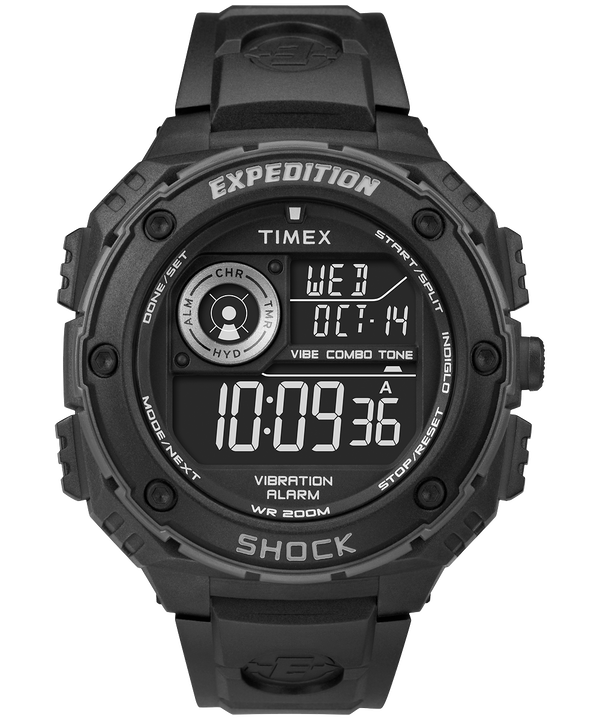 Expedition Vibe Shock 50 mm con cinturino in resina  Black/Gray large