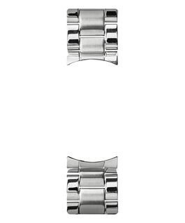 Bracciale in acciaio inossidabile in maglia di metallo  large