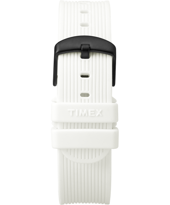20mm iQ Silicone Strap White large