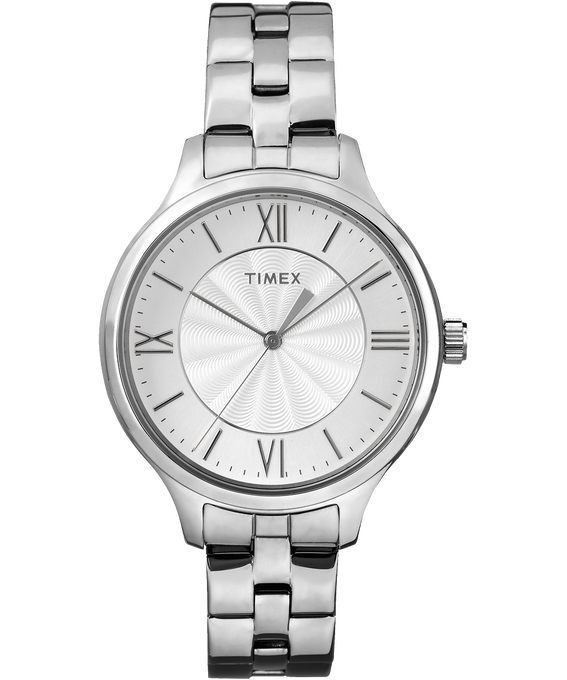 Peyton 36mm Stainless Steel Watch Silver-Tone large