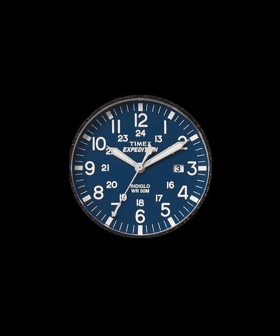 Quadrante blu/Lancetta dei secondi silver  large