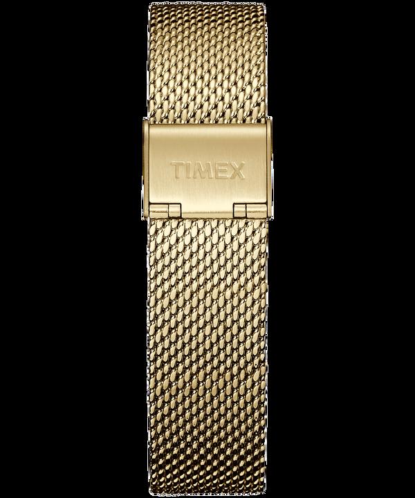 Bracciale in maglia mesh da 18 mm Gold-Tone large