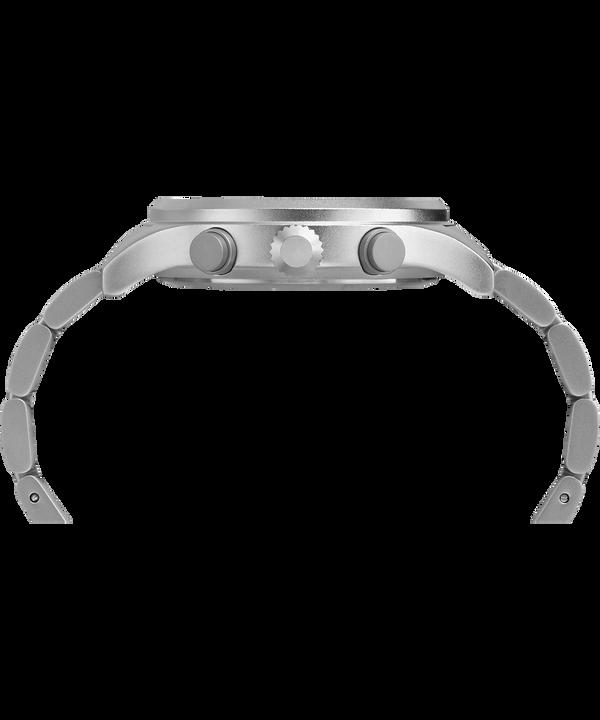 Allied Chronograph 42 mm braccialato Silver-Tone/Natural large