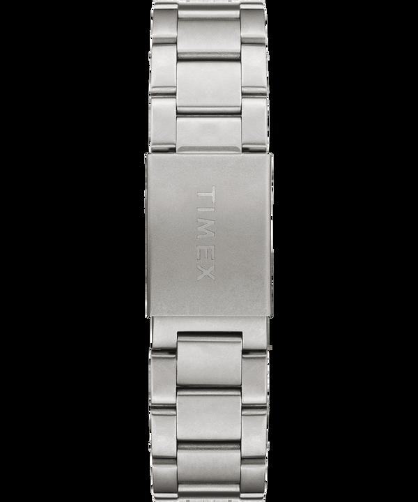 Allied Chronograph 42mm con bracciale in acciaio inossidabile Silver/Acciaio inossidabile/Nero large