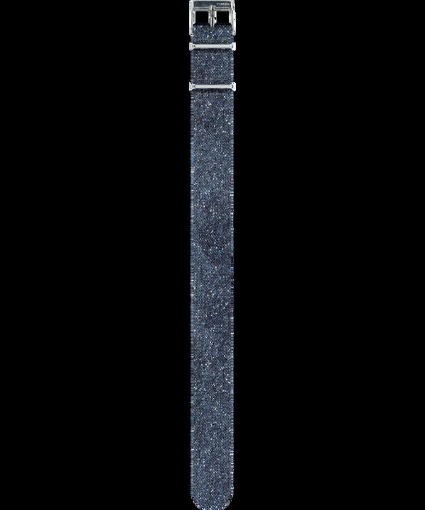 Cinturino slip-thru stonewashed knop yarn  large
