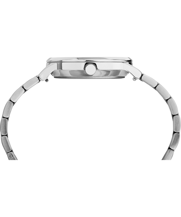 Waterbury Classic 36 mm in acciaio inossidabile  Stainless-Steel/White large
