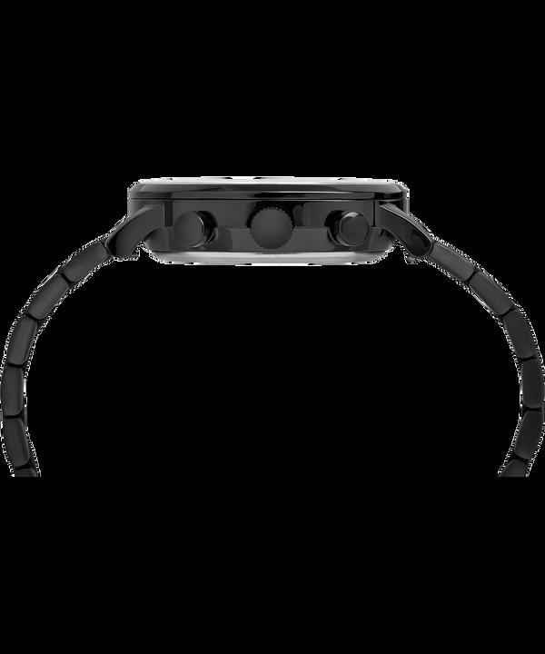 Orologio in acciaio inossidabile Waterbury Classic Chronograph 40 mm Black large