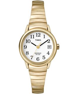 Easy Reader 25mm Stainless Steel Watch Gold-Tone/White large