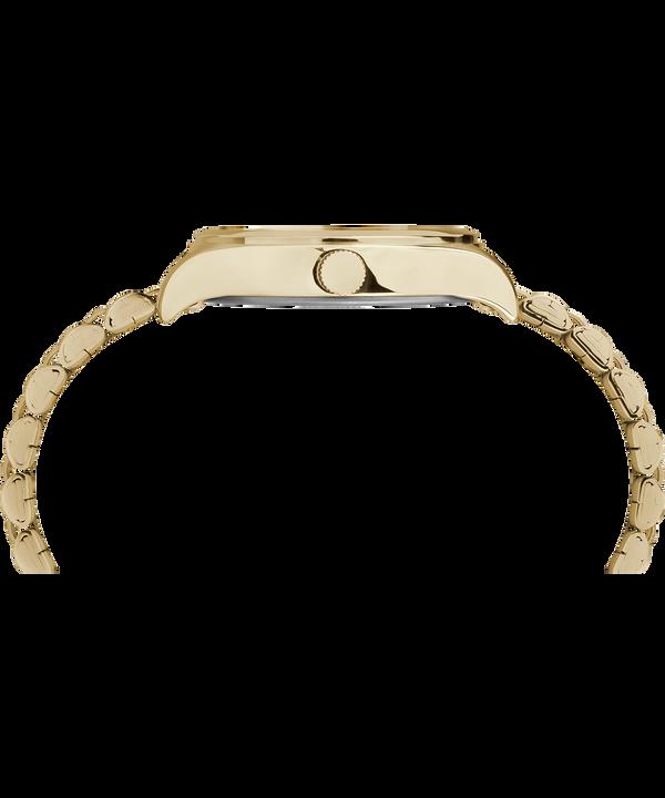 Orologio Waterbury Traditional da 34mm con bracciale in acciaio inossidabile Gold-Tone/Black large