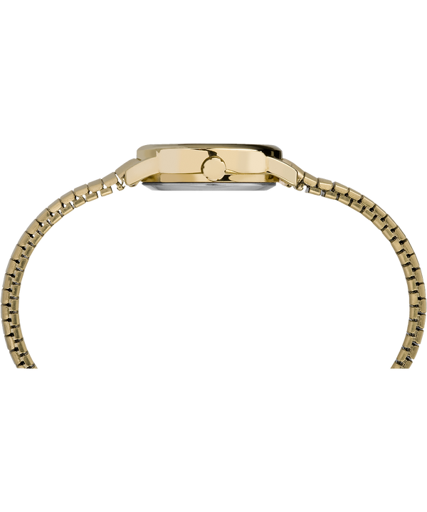 Orologio a bracciale Easy Reader 25 mm Gold-Tone/White large