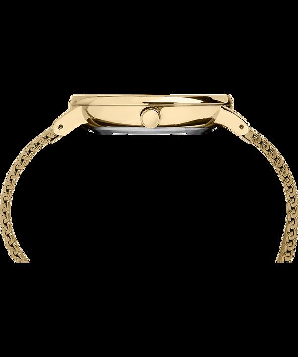 Orologio Fairfield da 41mm con bracciale in maglia di acciaio inossidabile Dorato/Nero large