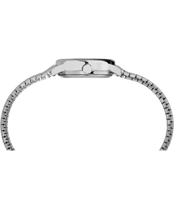 Orologio a bracciale Easy Reader 25 mm Silver-Tone/Stainless-Steel/White large